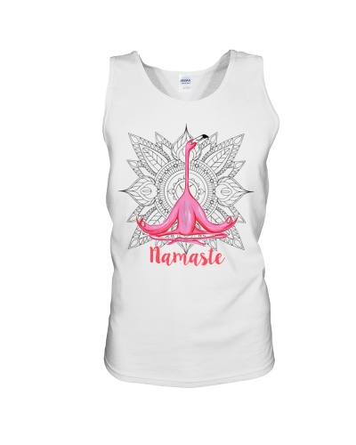 Yoga Flamingo shirt