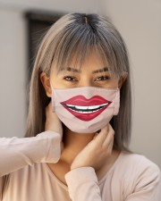 Funny m 1 Cloth face mask aos-face-mask-lifestyle-18