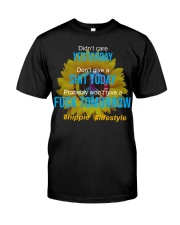 Flower Child Classic T-Shirt thumbnail