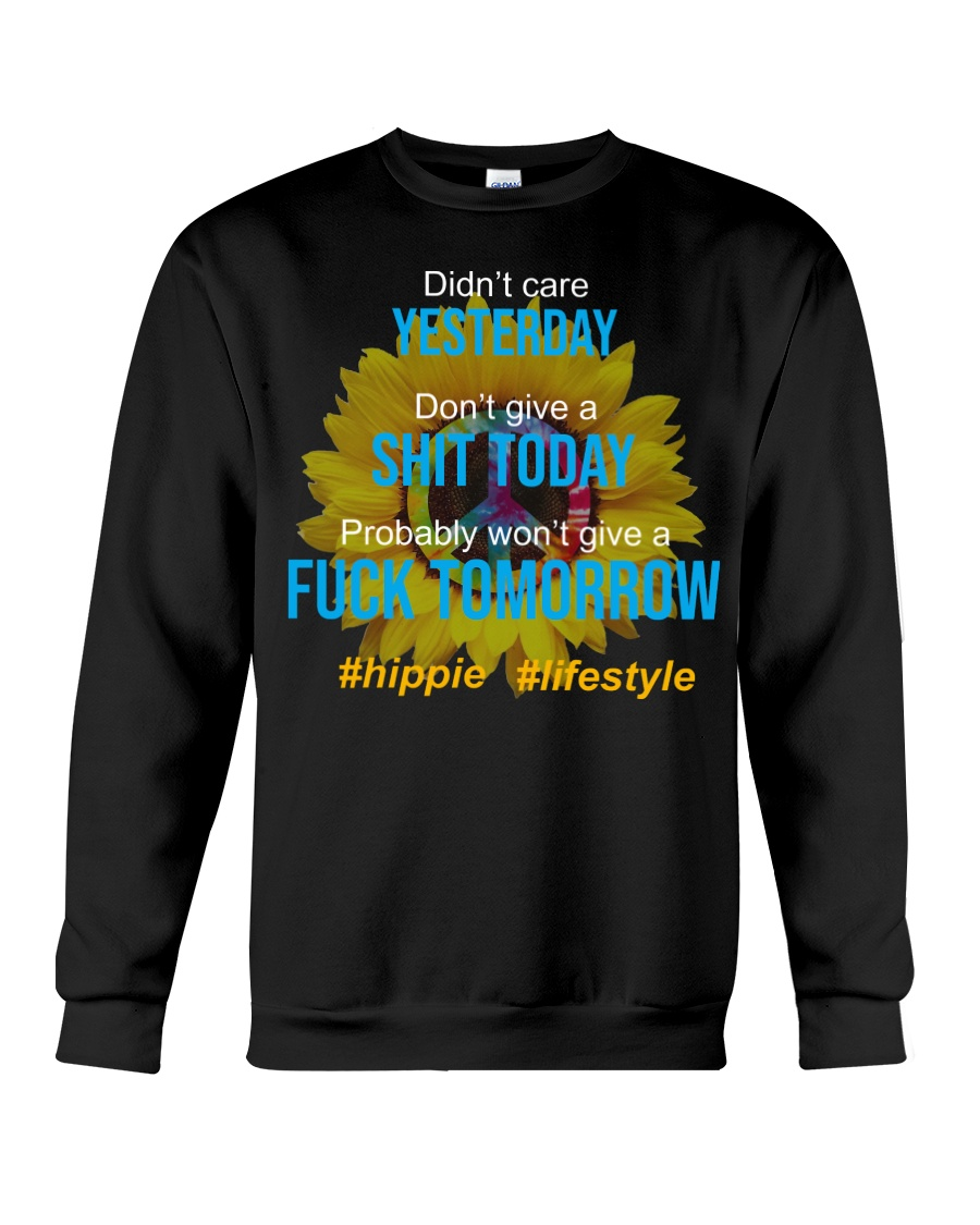 Flower Child Crewneck Sweatshirt