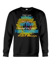 Flower Child Crewneck Sweatshirt front
