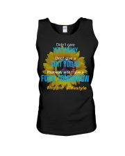 Flower Child Unisex Tank thumbnail