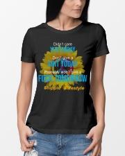 Flower Child Ladies T-Shirt lifestyle-women-crewneck-front-10