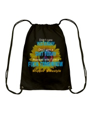 Flower Child Drawstring Bag thumbnail