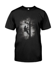 Gift For Lineman TShirt  Lineman TShirts For Men Premium Fit Mens Tee thumbnail