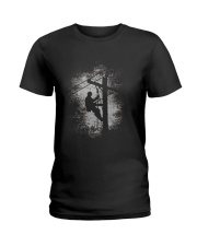 Gift For Lineman TShirt  Lineman TShirts For Men Ladies T-Shirt thumbnail