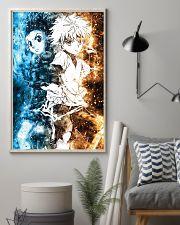 Gon And Killua - Hunter X Hunter 11x17 Poster lifestyle-poster-1