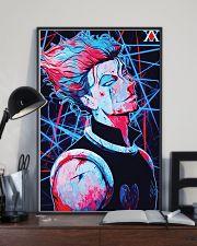 Anime Hunter x Hunter Hisoka 11x17 Poster lifestyle-poster-2