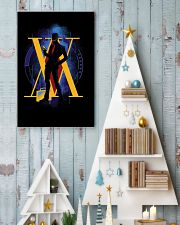Hunter x Hunter - Leorio Paradinight Silhouette 11x17 Poster lifestyle-holiday-poster-2