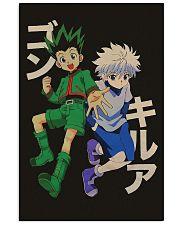 Anime Hunter X Hunter - Gon And Killua 11x17 Poster front