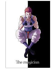 Hunter x Hunter Hisoka the Magician 11x17 Poster front
