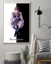 Hunter x Hunter Hisoka the Magician 11x17 Poster lifestyle-poster-1