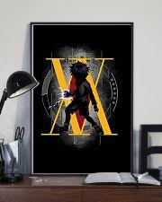 Hunter × Hunter Killua XX 11x17 Poster lifestyle-poster-2