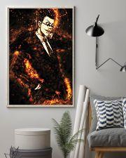 Hunter x Hunter - Leorio Paradinight Boar Art 11x17 Poster lifestyle-poster-1