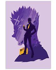 Hunter x Hunter - Leorio Paradinight Purple 11x17 Poster front