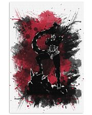 Hunter x Hunter - Meruem Black And Red Color Art 11x17 Poster front