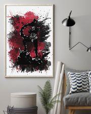 Hunter x Hunter - Meruem Black And Red Color Art 11x17 Poster lifestyle-poster-1