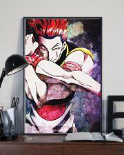 Hunter × Hunter Hisoka 11x17 Poster lifestyle-poster-2