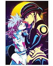 Hunter x Hunter - Meruem and Komugi Gungi Vintage 11x17 Poster front