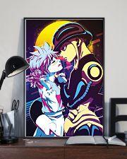 Hunter x Hunter - Meruem and Komugi Gungi Vintage 11x17 Poster lifestyle-poster-2