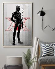 Leorio Paradinight Red And Silhouette 11x17 Poster lifestyle-poster-1