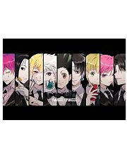 Anime Hunter X Hunter - Characters 17x11 Poster front