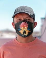 My Fairy Hero Cloth face mask aos-face-mask-lifestyle-06