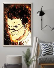 Leorio Paradinight And Spot Of Fire 11x17 Poster lifestyle-poster-1