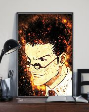 Leorio Paradinight And Spot Of Fire 11x17 Poster lifestyle-poster-2