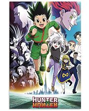 Hunter × Hunter Characters Run 11x17 Poster front