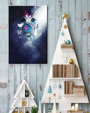 Hunter x Hunter - Hisoka Faint Smoke 11x17 Poster lifestyle-holiday-poster-2