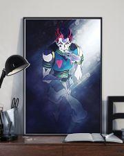 Hunter x Hunter - Hisoka Faint Smoke 11x17 Poster lifestyle-poster-2