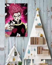Hunter x Hunter - Hisoka So You Have Chosen Death 11x17 Poster lifestyle-holiday-poster-2