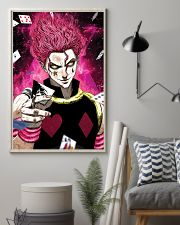 Hunter x Hunter - Hisoka So You Have Chosen Death 11x17 Poster lifestyle-poster-1