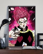 Hunter x Hunter - Hisoka So You Have Chosen Death 11x17 Poster lifestyle-poster-2
