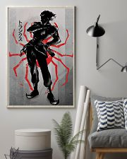 Hunter x Hunter Crimson Hisoka 11x17 Poster lifestyle-poster-1