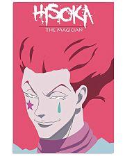Hunter x Hunter - Hisoka Pink - The Magician 11x17 Poster front