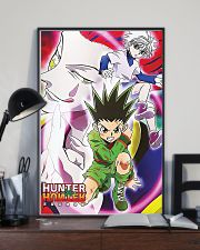 Hunter x Hunter - Gon Killua And Hisoka 11x17 Poster lifestyle-poster-2