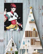 Hunter x Hunter Hisoka Card XX 11x17 Poster lifestyle-holiday-poster-2