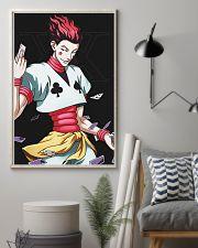 Hunter x Hunter Hisoka Card XX 11x17 Poster lifestyle-poster-1