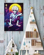 Hunter × Hunter Killua 11x17 Poster lifestyle-holiday-poster-2