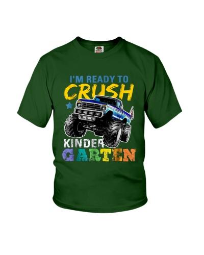 I'M READY TO CRUSH KINDERGARTEN 3
