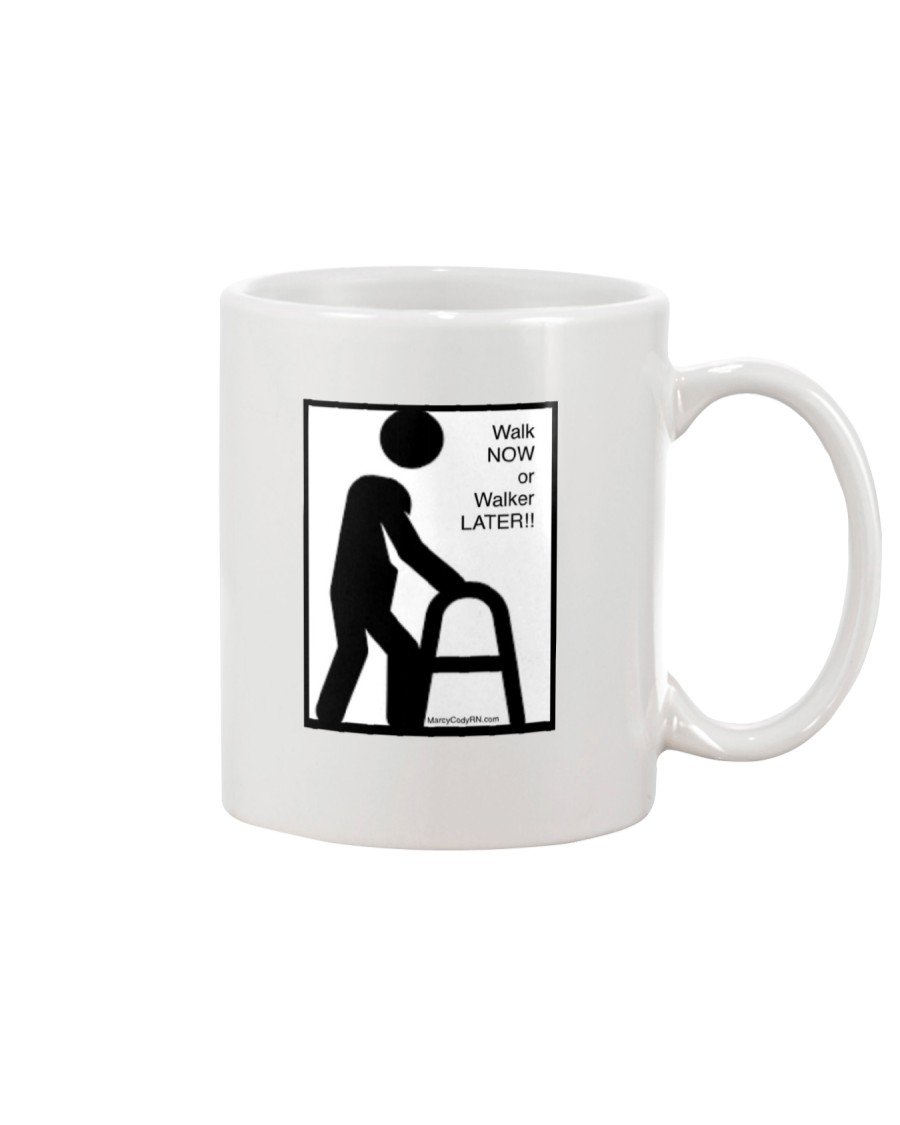 Walk NOW Mugs Mug