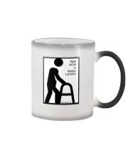 Walk NOW Mugs Color Changing Mug thumbnail