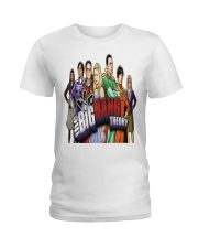 the big bang theory Ladies T-Shirt thumbnail