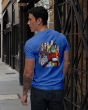 the big bang theory V-Neck T-Shirt lifestyle-mens-vneck-back-1