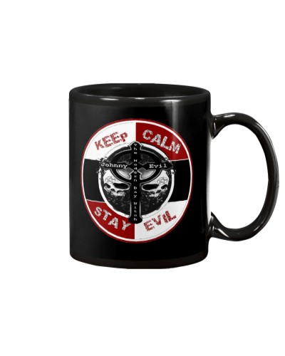 MDW Cross Logo - Stay Evil - Mug