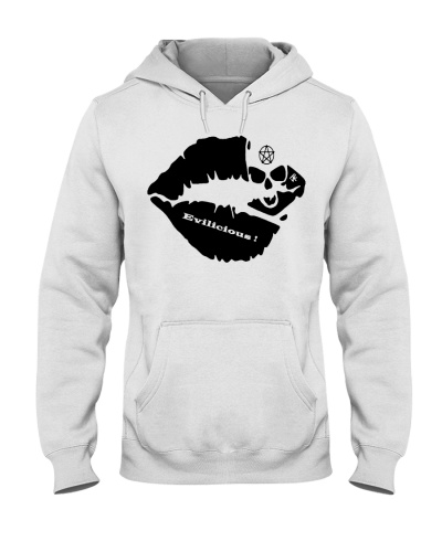 Johnny Evil - Evilicious - Black Lips - Hoodie