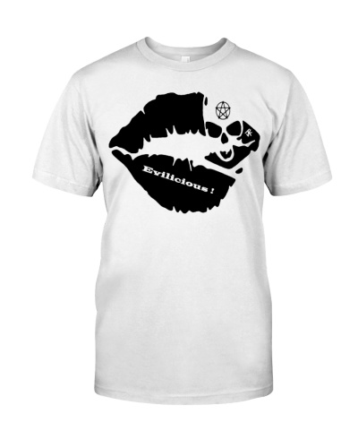 Johnny Evil - Evilicious - Black Lips - Shirt