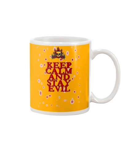 Johnny Evil - Keep Calm And Stay Evil - Mug